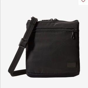 Pacsafe citysafe anti theft crossbody bag